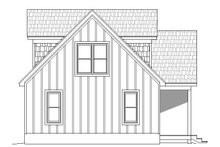 Country Exterior - Other Elevation Plan #932-39