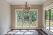 Country Style House Plan - 4 Beds 2 Baths 2281 Sq/Ft Plan #430-194 Interior - Dining Room