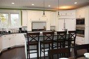 Craftsman Style House Plan - 4 Beds 3.5 Baths 3148 Sq/Ft Plan #48-235 Interior - Kitchen