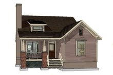 Craftsman Exterior - Front Elevation Plan #79-269