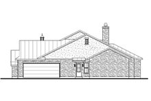 Home Plan - Country Exterior - Other Elevation Plan #80-174