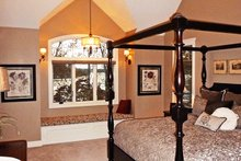 Craftsman Interior - Master Bedroom Plan #929-861