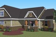 Craftsman Style House Plan - 3 Beds 2 Baths 1824 Sq/Ft Plan #51-516