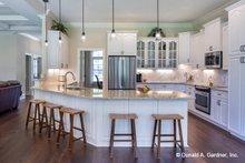 Home Plan - Craftsman Interior - Kitchen Plan #929-824