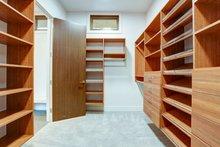 Architectural House Design - Modern Interior - Master Bedroom Plan #892-32