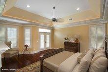 Traditional Interior - Master Bedroom Plan #929-874