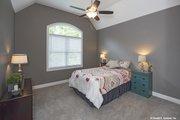 Craftsman Style House Plan - 4 Beds 3.5 Baths 3102 Sq/Ft Plan #929-60 Interior - Bedroom