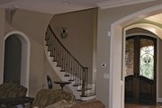 European Style House Plan - 4 Beds 5.5 Baths 5831 Sq/Ft Plan #453-51 Photo