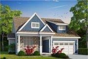 Craftsman Style House Plan - 3 Beds 2 Baths 2326 Sq/Ft Plan #20-2200