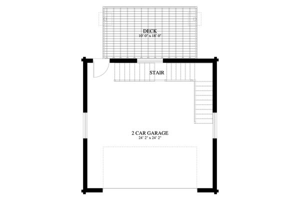 Dream House Plan - Traditional Floor Plan - Main Floor Plan #1060-89
