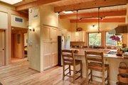 Modern Style House Plan - 2 Beds 1 Baths 800 Sq/Ft Plan #890-1 Interior - Kitchen