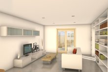 Traditional Interior - Other Plan #497-39