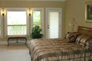 Southern Style House Plan - 3 Beds 3.5 Baths 2461 Sq/Ft Plan #56-241 Interior - Master Bedroom