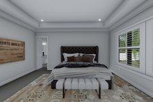 House Design - Ranch Interior - Master Bedroom Plan #1060-99