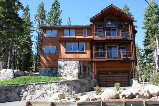 Craftsman Exterior - Front Elevation Plan #899-6
