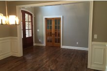 Craftsman Interior - Entry Plan #437-64