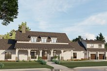 Dream House Plan - Country Exterior - Front Elevation Plan #923-199