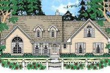 Farmhouse Exterior - Front Elevation Plan #42-341