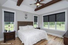 Architectural House Design - Craftsman Interior - Master Bedroom Plan #929-1051