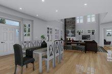 House Plan Design - Craftsman Interior - Dining Room Plan #1060-53
