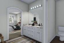 House Plan Design - Traditional Interior - Master Bathroom Plan #1060-69