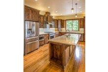 Home Plan - Craftsman Interior - Kitchen Plan #124-988
