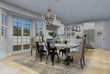 Craftsman Interior - Dining Room Plan #1060-65