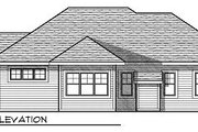 Traditional Style House Plan - 3 Beds 2 Baths 1706 Sq/Ft Plan #70-863