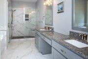 Craftsman Style House Plan - 3 Beds 2 Baths 2108 Sq/Ft Plan #929-916 Interior - Master Bathroom