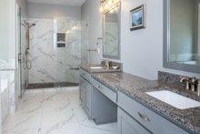 Architectural House Design - Craftsman Interior - Master Bathroom Plan #929-916