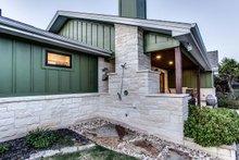 Home Plan Design - Outdoor Shower