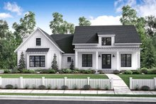 House Design - Farmhouse Exterior - Front Elevation Plan #430-164