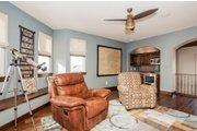 Prairie Style House Plan - 4 Beds 4.5 Baths 3716 Sq/Ft Plan #80-198