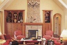 Home Plan - European Interior - Family Room Plan #48-120