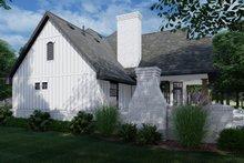 Dream House Plan - Farmhouse Exterior - Other Elevation Plan #120-264