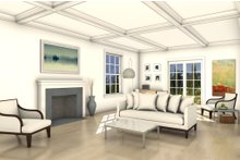 Dream House Plan - Colonial Interior - Other Plan #497-49