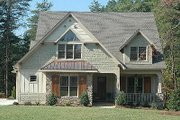 European Style House Plan - 4 Beds 3 Baths 3430 Sq/Ft Plan #413-104 Photo