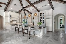 Home Plan - European Interior - Kitchen Plan #930-510
