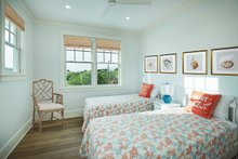Cottage Interior - Bedroom Plan #938-107