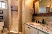Mediterranean Style House Plan - 4 Beds 4.5 Baths 3474 Sq/Ft Plan #930-276 Interior - Bathroom