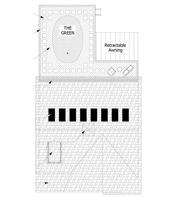 Craftsman Floor Plan - Other Floor Plan #56-629