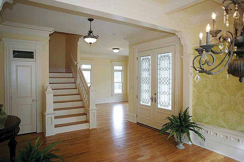 Victorian Interior - Entry Plan #410-104 - Houseplans.com