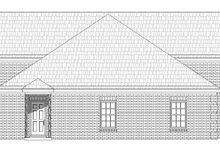 Southern Exterior - Other Elevation Plan #932-78