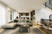 Farmhouse Style House Plan - 4 Beds 2.5 Baths 2383 Sq/Ft Plan #23-2735