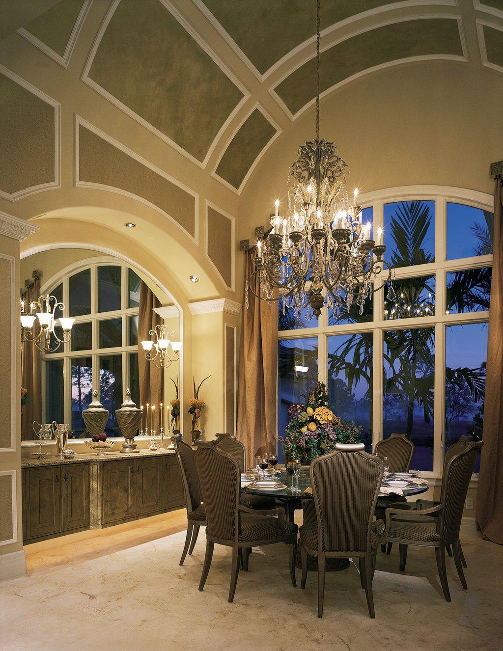 Living Room Interior Design Pdf: Mediterranean Style House Plan