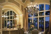 Mediterranean Style House Plan - 5 Beds 6 Baths 5816 Sq/Ft Plan #930-15 Interior - Dining Room