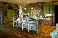 Craftsman Interior - Kitchen Plan #54-411