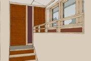 Craftsman Style House Plan - 2 Beds 2 Baths 1600 Sq/Ft Plan #454-13