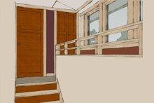 Craftsman Interior - Other Plan #454-13