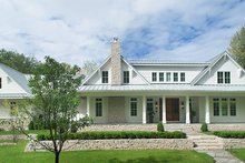 House Design - Country Exterior - Front Elevation Plan #928-276